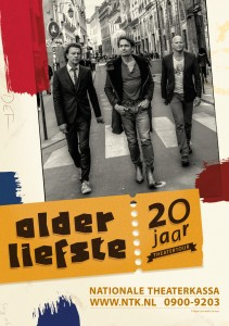 Tournee Alderliefste in Belgie?