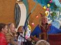Leuven Wereldfeest 2015 Hilde Frateur en Heet op de planeet
