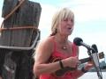 De Scheldegodin ukulele  Hilde Frateur