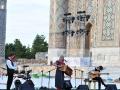Hilde Frateur Trio Registan Samarqand