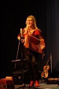 Hilde Frateur ( foto Pierrot Machiels)